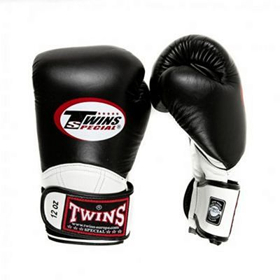 Twins Special BGVL11 Boxing Gloves Nero-Bianco