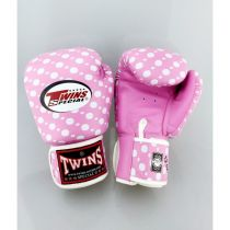 Twins Special Fantasy 6 Boxing Gloves Rosa