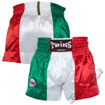 Twins Special Italy Trunk Blanco-Rojo