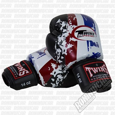 Twins Special Thai Flag Boxing Gloves