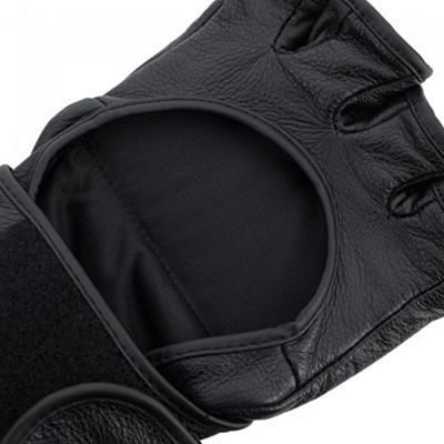 UFC Official Pro MMA Gloves Nero