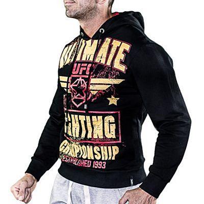 UFC Torrance Hoodie Preto