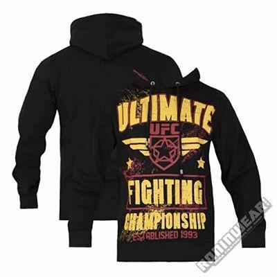 UFC Torrance Hoodie Negro