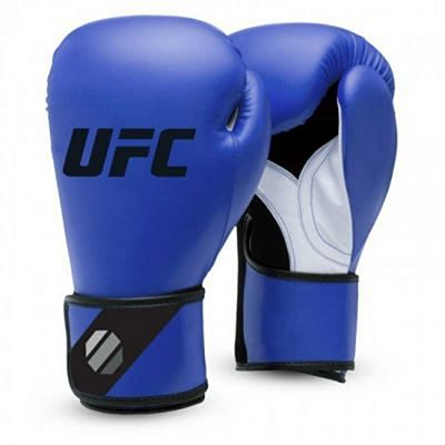 UFC Training Boxing Gloves Blue