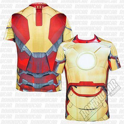 Under Armour Alter Ego Iron Man 2.0