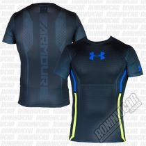 Under Armour HeatGear Armour Branded Schwarz