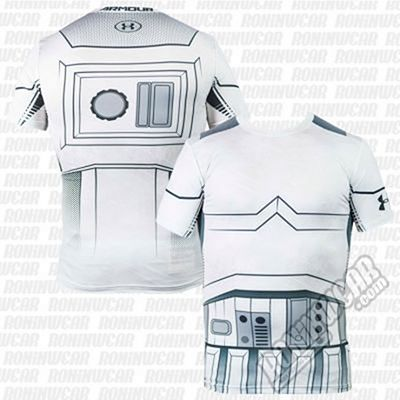 Under Armour Mens Star Wars UA Trooper Compression Shirt