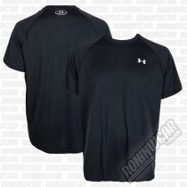 Under Armour Tech Short Sleeve T-Shirt Fekete