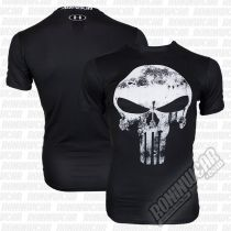 Under Armour Transform Yourself Punisher Compression Shirt Black