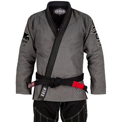 Venum Absolute Gladiator BJJ Gi Grey-Black