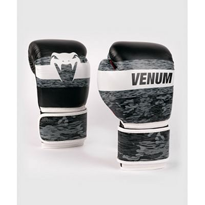 Venum Bandit Boxing Gloves Black-Grey
