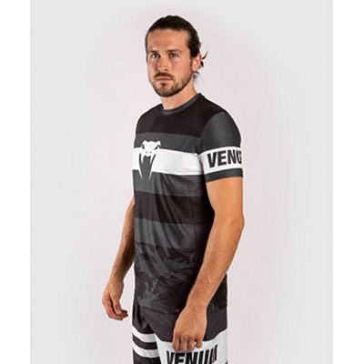 Venum Bandit Dry Tech T-shirt Black-Grey
