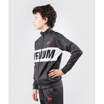 Venum Bandit Jacket For Kids Black-Grey