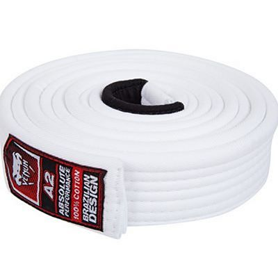 Venum BJJ Belt White