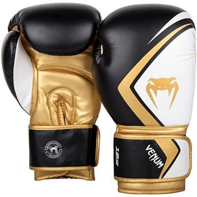Venum Boxing Gloves Contender 2.0 Black-White