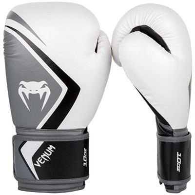 Venum Boxing Gloves Contender 2.0 White-Grey