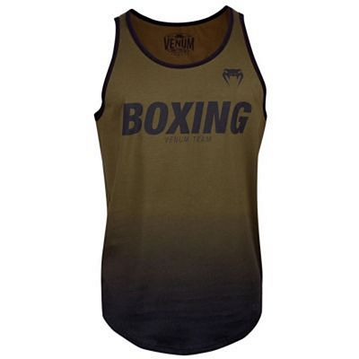 Venum Boxing VT Tank Top Green-Black
