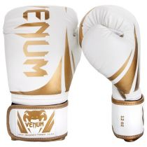 Venum Challenger 2.0 Boxing Gloves White-Gold