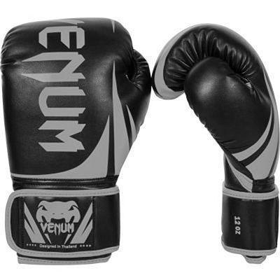 Venum Challenger 2.0 Boxing Gloves Nero-Grigio