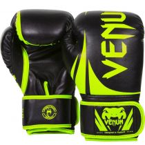 Venum Challenger 2.0 Boxing Gloves Black-Yellow