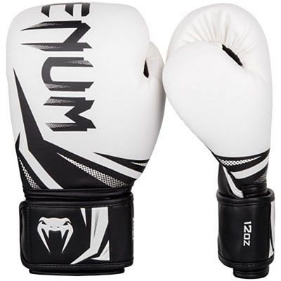 Venum Challenger 3.0 Boxing Gloves Black-White