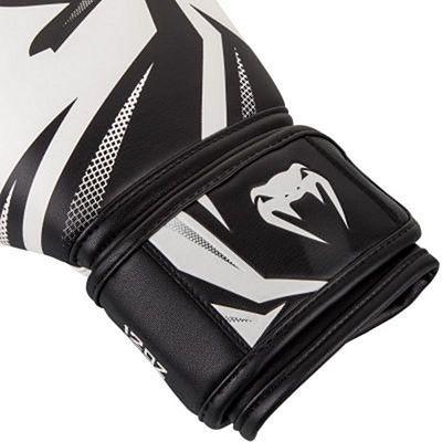 Venum Challenger 3.0 Boxing Gloves Black-White