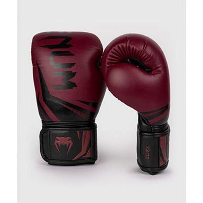 Venum Challenger 3.0 Boxing Gloves Bordeaux Rouge