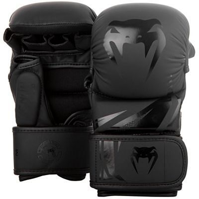 Venum Challenger 3.0 Sparring Gloves Black-Black