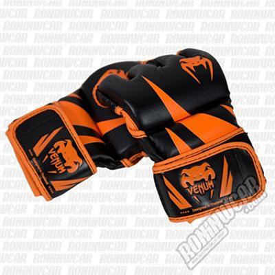 Venum Challenger MMA Gloves Schwarz-Orange