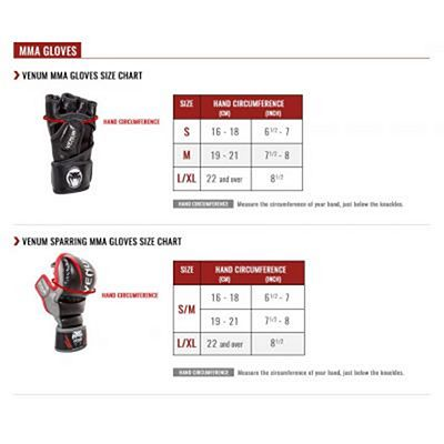 Venum Challenger MMA Gloves Without Thumb Musta-Musta