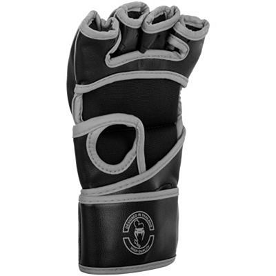 Venum Challenger MMA Gloves Without Thumb Black-Grey