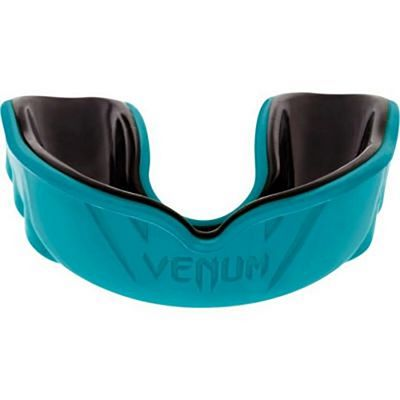 Venum Challenger Mouthguard Light Blue-Black