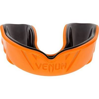 Venum Challenger Mouthguard Orange-Black