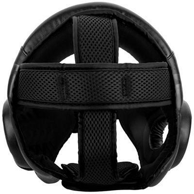 Venum Challenger Open Face Headgear Nero-Nero