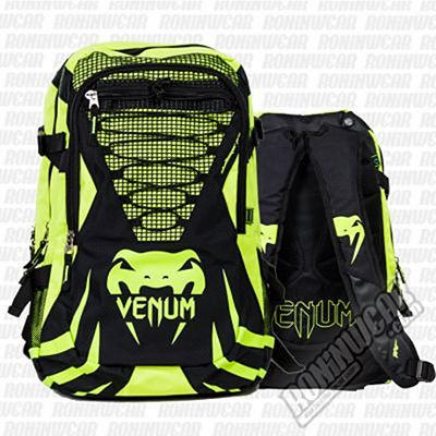 Venum Challenger Pro Backpack Negro-Amarillo