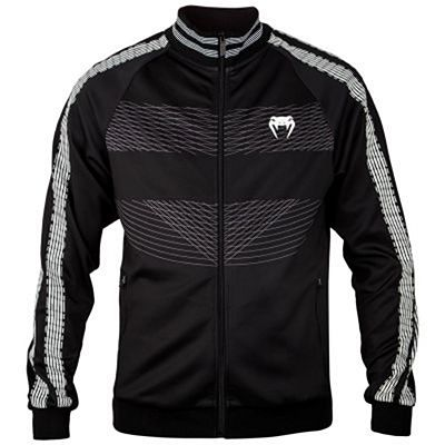 Venum Club 182 Track Jacket Musta