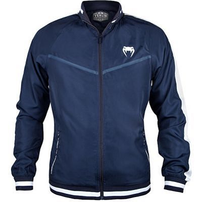 Venum Club Track Jacket Navy Blue