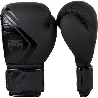 Venum Guantes Boxeo Contender 2.0 Negro-Negro