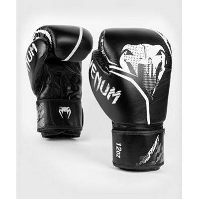 Venum Contender 1.2 Boxing Gloves Black-White