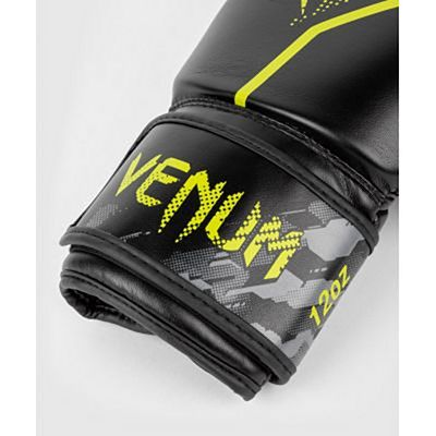 Venum Contender 1.2 Boxing Gloves Neo Yellow-Black