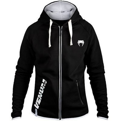 Venum Contender 2.0 Hoodie Black-White