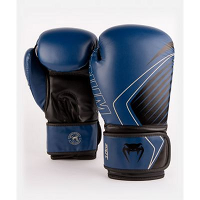 Venum Contender 2.0 Boxing Gloves Navy Blue