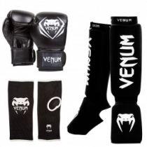 Venum Pack Entrenamiento Contender Negro
