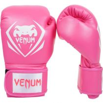 Venum Contender Boxing Glove Rosa