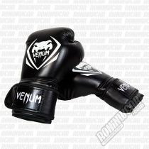 Venum Contender Boxing Gloves Black