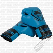 Venum Contender Boxing Gloves Blue
