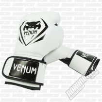 Venum Contender Boxing Gloves Blanco
