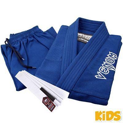 Venum Contender Kids BJJ Gi Blue