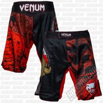 Venum Crimson Viper Fight Shorts Negro