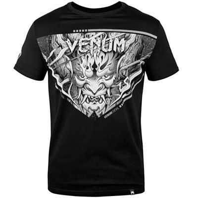 Venum Devil T-shirt Black-White
